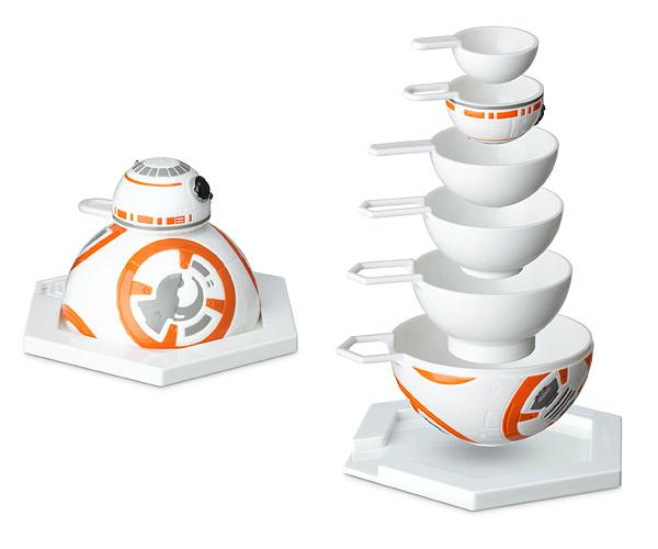 Star Wars BB-8 Measuring Cup Set - Gadget Lovers