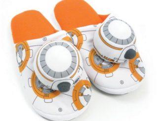 Star Wars BB-8 Slippers