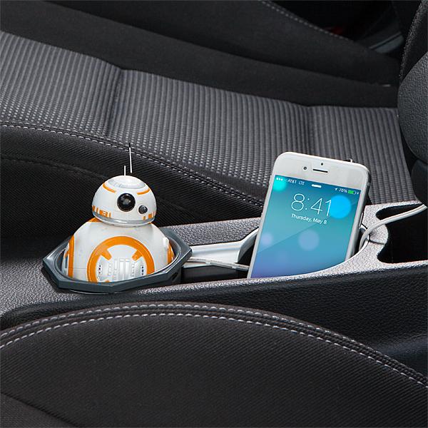 Star Wars Bb 8 Usb Car Charger