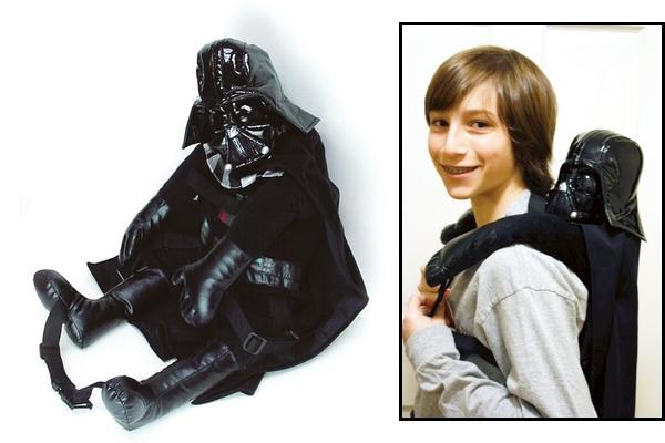 Star Wars Backpack Buddy Darth Vader