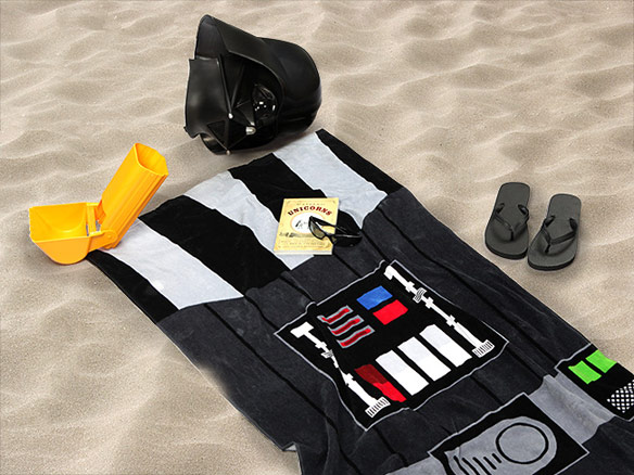 Star Wars Bath Towels