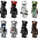 Star Wars Bearbrick Figures