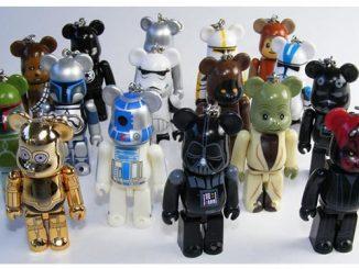 Star Wars Bearbrick (Set of 16)