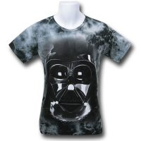 Star Wars Big Face T-Shirts - Darth Vader