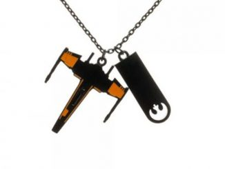 Star Wars Black Squadron X-Wing Rebel Necklace