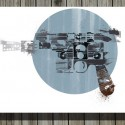 Star Wars Blaster Poster