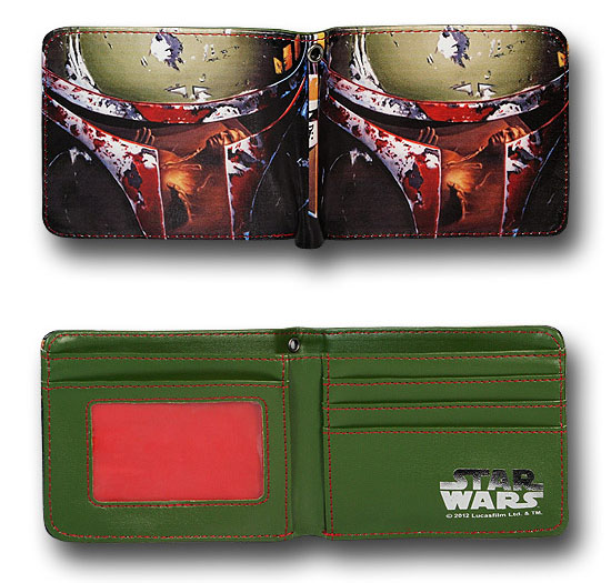 Star Wars Boba Fet Wallet