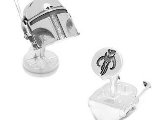 Star Wars Boba Fett 3D Cufflinks
