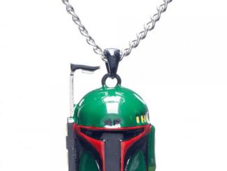 Star Wars Boba Fett 3D Necklace