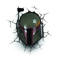 Star Wars Boba Fett 3D Nightlight