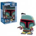 Star Wars Boba Fett Blox Bobble Head