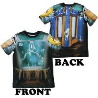 Star Wars Boba Fett Costume Shirt