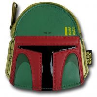 Star Wars Boba Fett Faux Leather Coin Purse