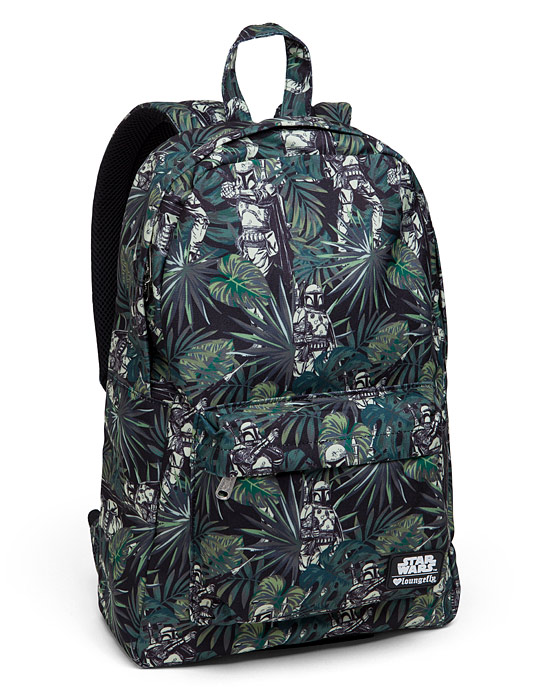 Star Wars Boba Fett Flora Backpack