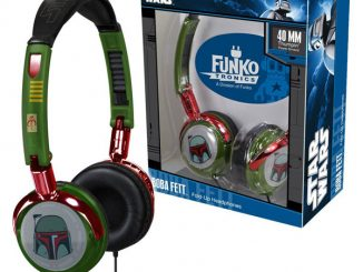 Star Wars Boba Fett Fold-Up Headphones