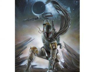 Star Wars Boba Fett Giclee Print