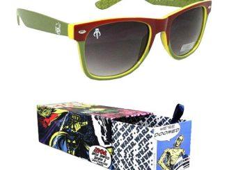 Star Wars Boba Fett Green Adult Sunglasses