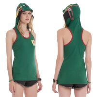 Star Wars Boba Fett Hooded Tank Top Shirt