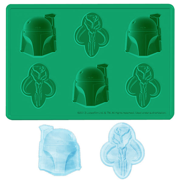Star Wars Boba Fett Ice Tray