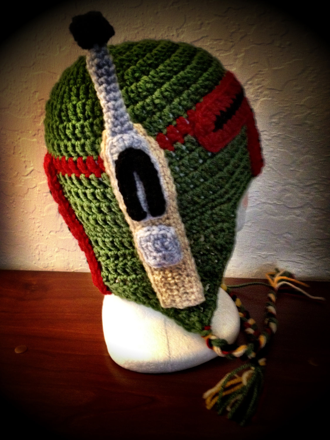 Star Wars Bounty Hunter Boba Fett Inspired Hat