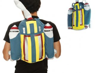 Star Wars Boba Fett Jet Pack Backpack Buddy