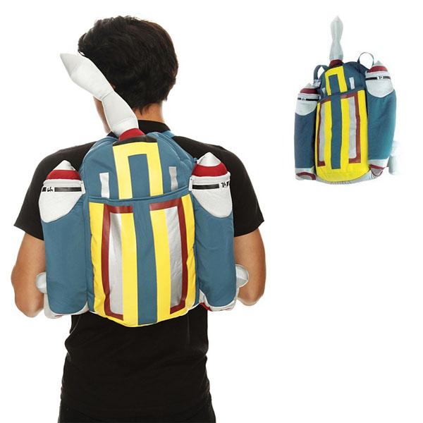 Star Wars Boba Fett Jet Pack Backpack Buddy