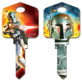 Star-Wars-Boba-Fett-Kwikset-House-Key