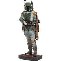 Star Wars Boba Fett Life-Size Figure small