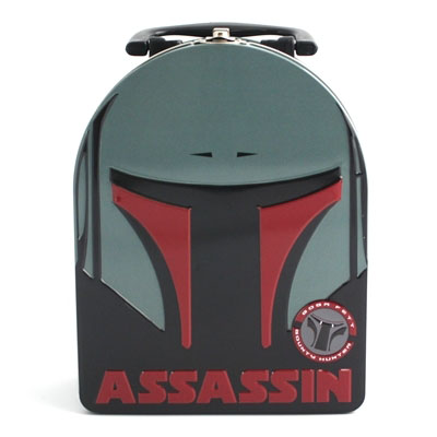 Star Wars Boba Fett Lunch Box