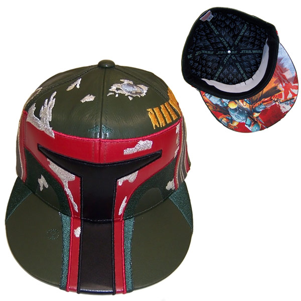 Star Wars Boba Fett Mens Special Edition Fitted Cap