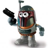 Star Wars Boba Fett Mr. Potato Head