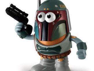 Star Wars Boba Fett Mr. Potato Head