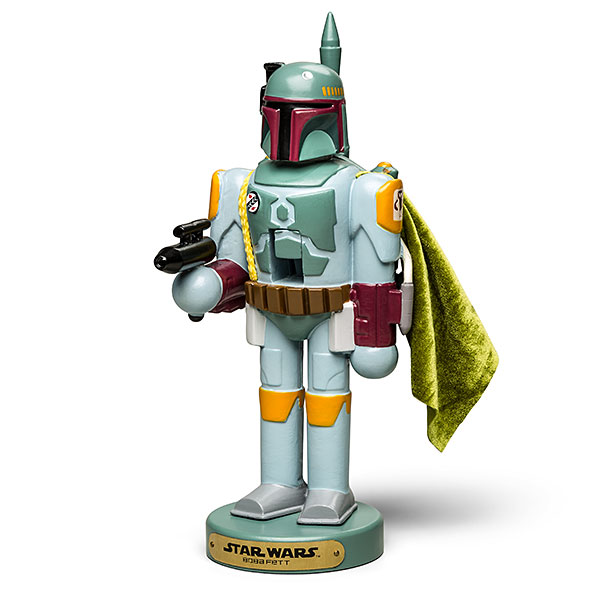 Star Wars Boba Fett Nutcracker