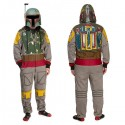 Star Wars Boba Fett One Piece Jumpsuit