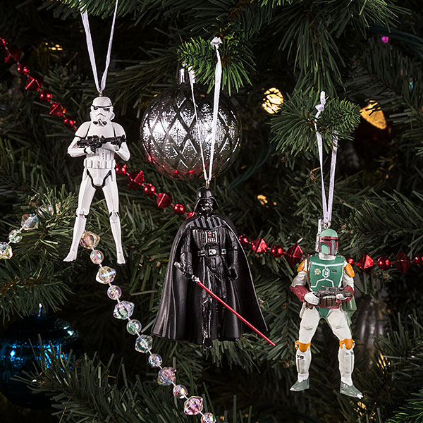 Star Wars Boba Fett Ornament