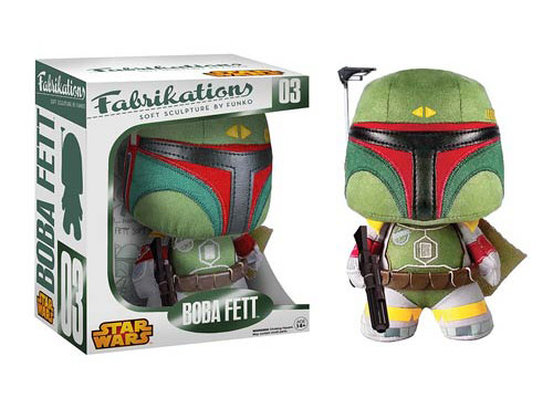 Star Wars Boba Fett Plush Figure