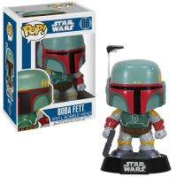Star Wars Boba Fett Pop Bobble Head