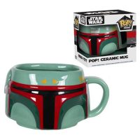 Star Wars Boba Fett Pop! Home 12 oz. Mug