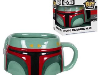 Star Wars Boba Fett Pop! Home 12 oz. Mug