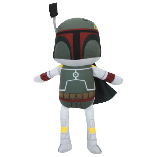 Star Wars Boba Fett Rag Doll Plush