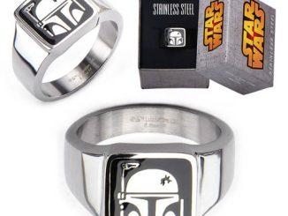 Star Wars Boba Fett Ring