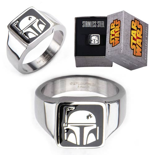 Star Wars Boba Fett Ring