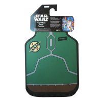 Star Wars Boba Fett Rubber Floor Mat 2-Pack