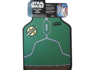 Star Wars Boba Fett Rubber Floor Mat 2-Pack