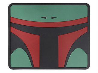 Star Wars Boba Fett Rubber Utility Mat