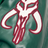 Star Wars  Boba Fett School Jacket
