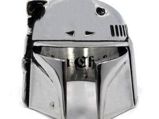 Star Wars Boba Fett Stainless Steel Ring
