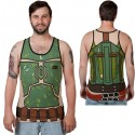 Star Wars Boba Fett Tank Top