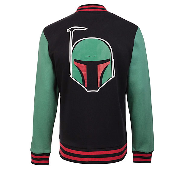 Star Wars Boba Fett Varsity Jacket