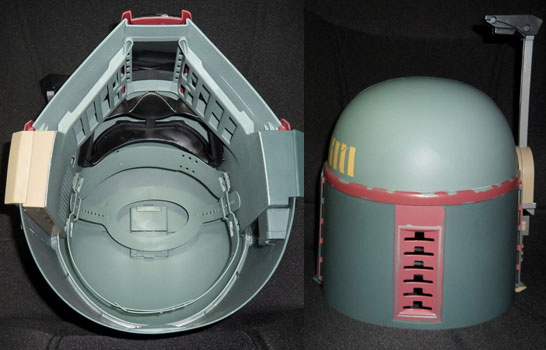 Star Wars Boba Fett Wearable Helmet